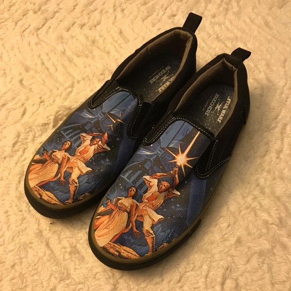 Skechers Shoes | Star Wars Mens Size 7